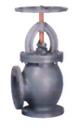 angular ANSI-125Lbs/DIN PN/16 vedações bronze ou inox