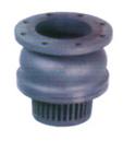 fundo de poço ANSI-125 Lbs e DIN PN 10.16